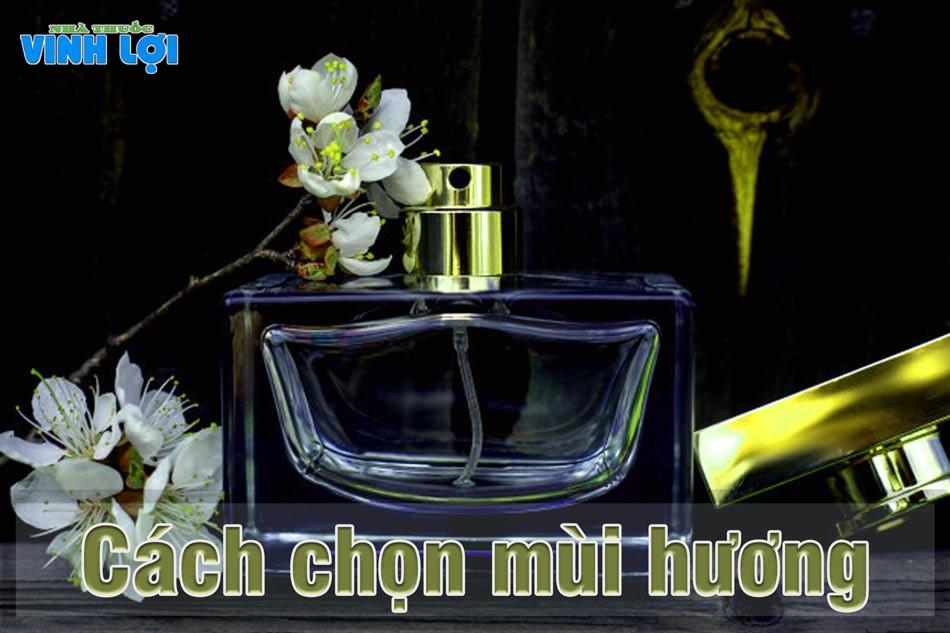Cách chọn mùi hương quyến rũ phái mạnh