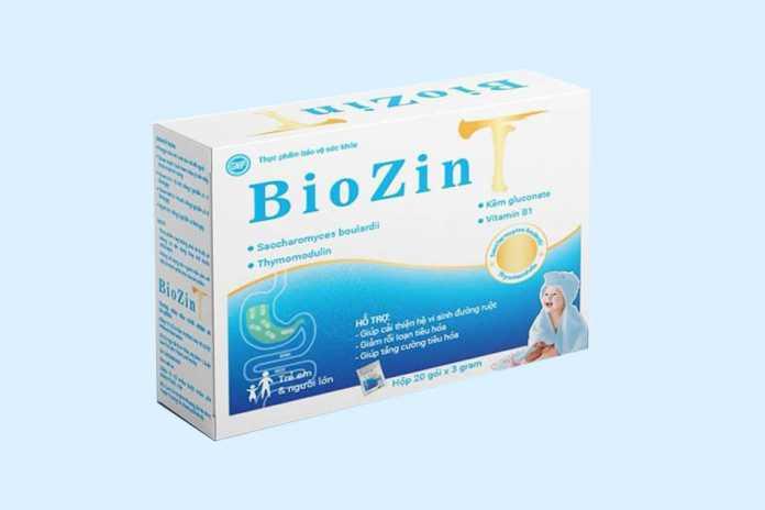 Cốm BioZin T