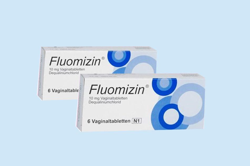 Chống chỉ định Fluomizin