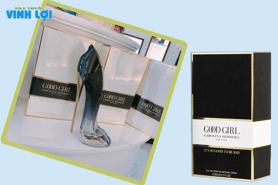 Good Girl Carolina Herrera New York 80ml