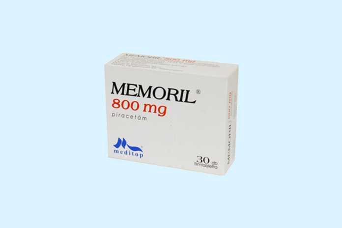 Thuốc Memoril 800mg
