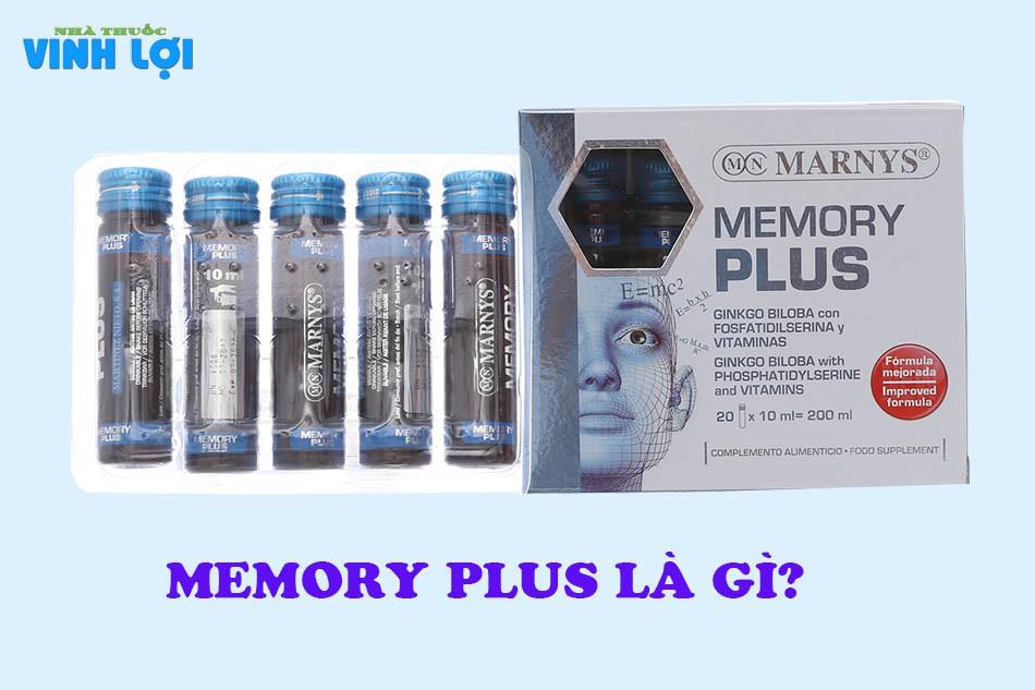 Memory Plus là gì?