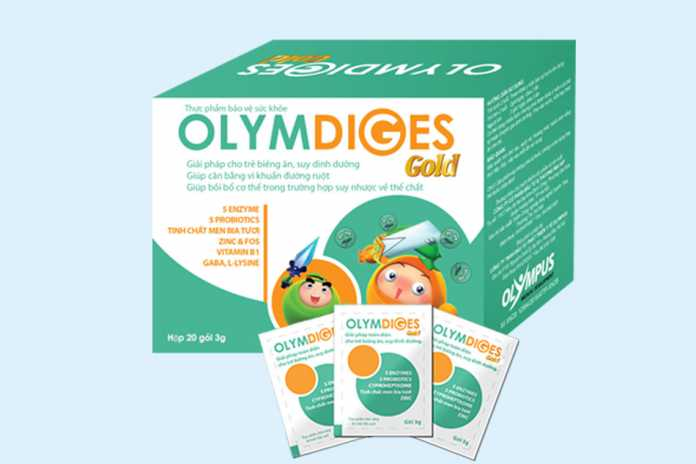Olymdiges Gold