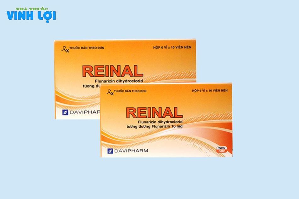 Reinal 10mg là thuốc gì?