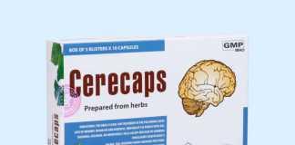 Sản phẩm hoạt huyết Cerecaps