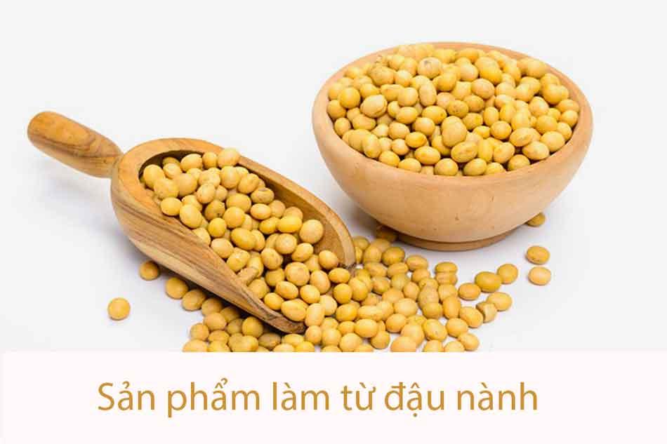Sản phẩm làm từ đậu nành