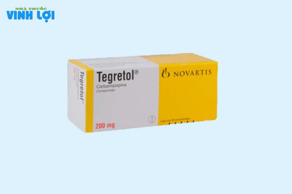 Lưu ý khi sử dụng Tegretol 200mg