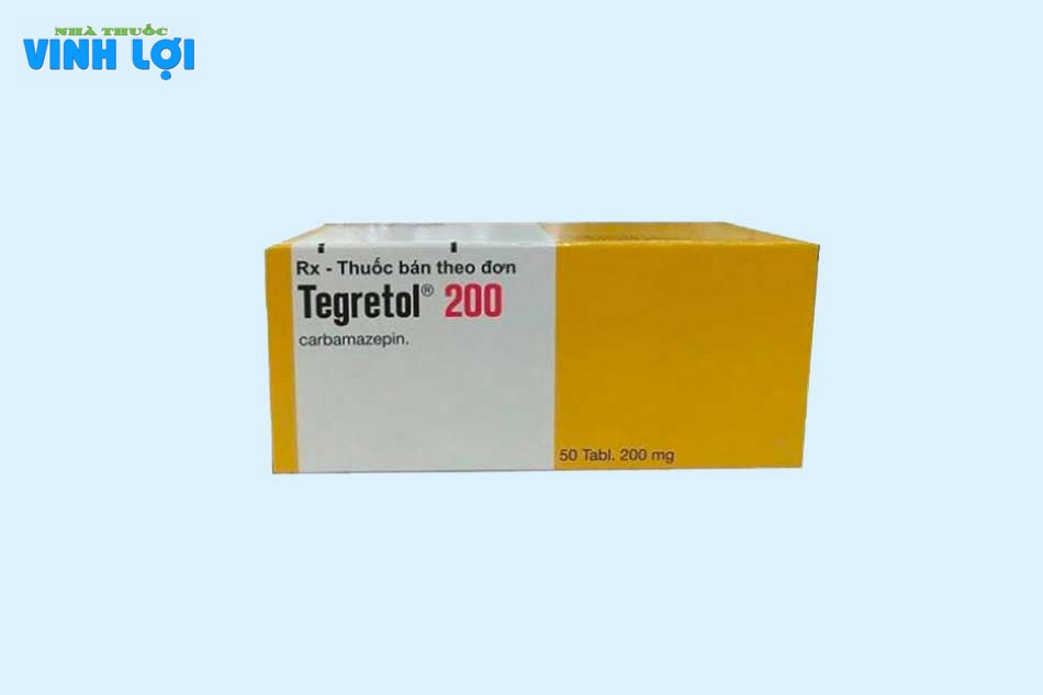 Công dụng của Tegretol