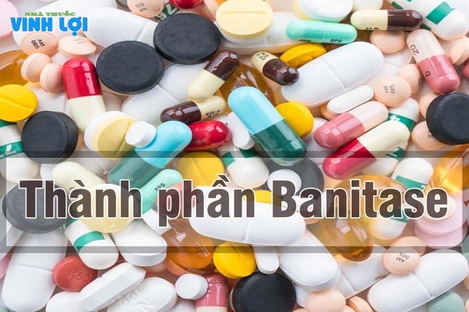 Thành phần Banitase