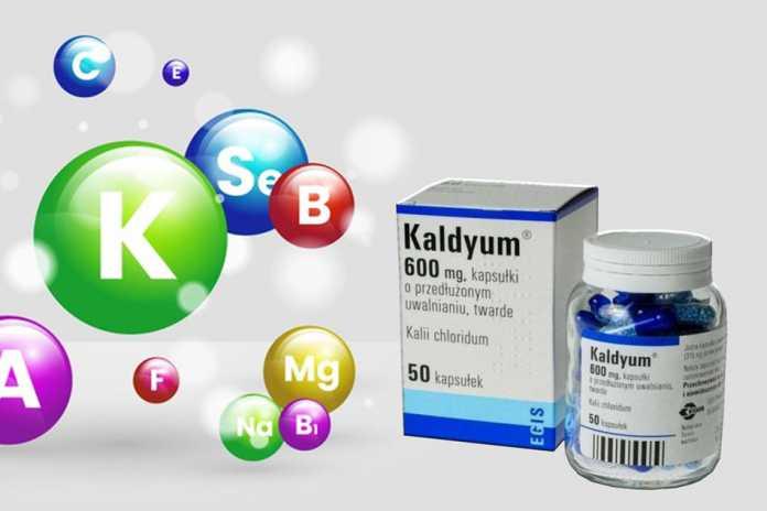 Thuốc Kadyum 600mg