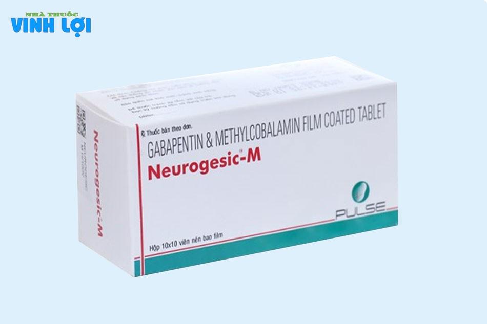 Thuốc Neurogesic-M là gì?