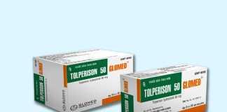 Thuốc Tolperison 50mg có tác dụng gì? Cách sử dụng, Giá bán