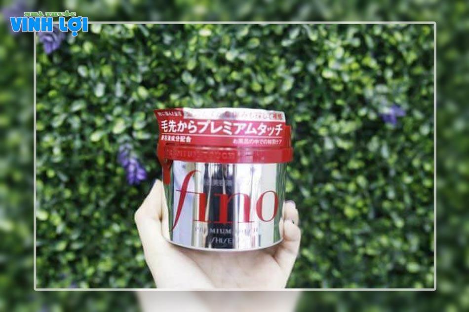 Công dụng đáng kinh ngạc khi phục hồi tóc hư tổn từ kem ủ tóc Fino Shiseido
