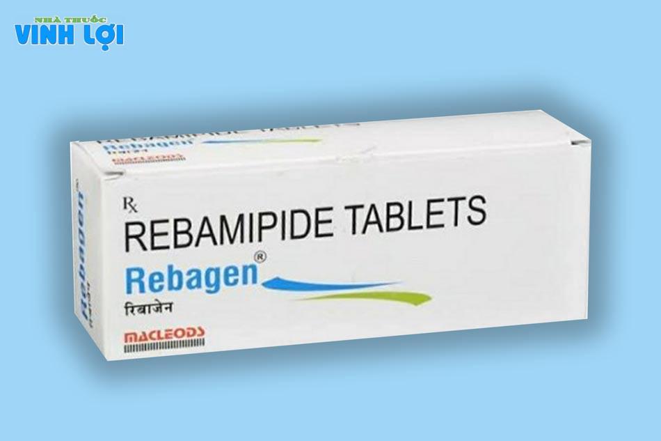 Thuốc Rebamipide 100mglà thuốc thuộc nhóm thuốc đường tiêu hóa
