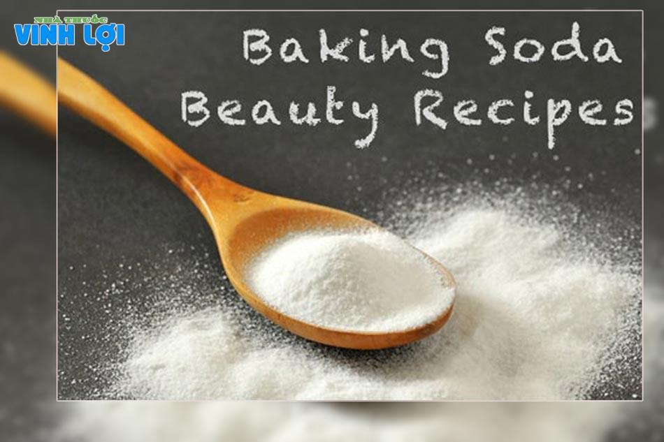 Cách trị sẹo thâm mụn bằng Baking soda