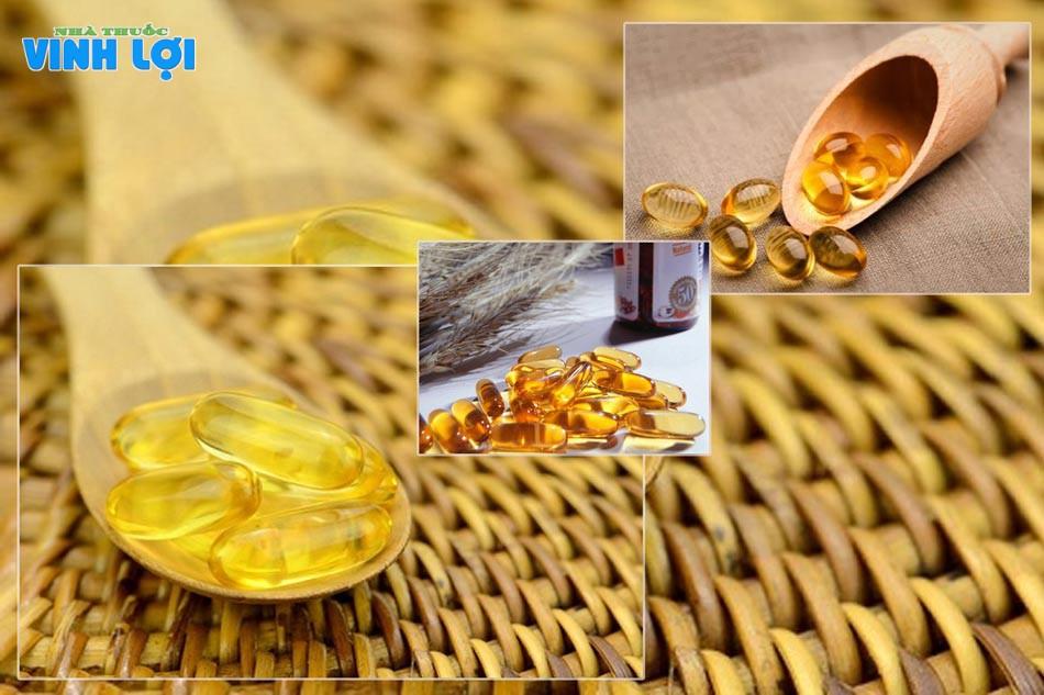 Cách trị sẹo mụn lâu năm bằng Vitamin E hiệu quả tại nhà