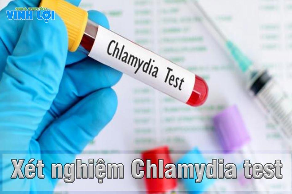 Xét nghiệm Chlamydia test nhanh