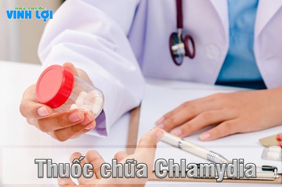 Thuốc chữa bệnh Chlamydia để cải thiện tình trạng bệnh