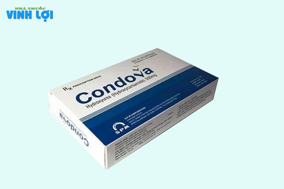 Candova 50mg là thuốc điều trị các bệnh liên quan về máu