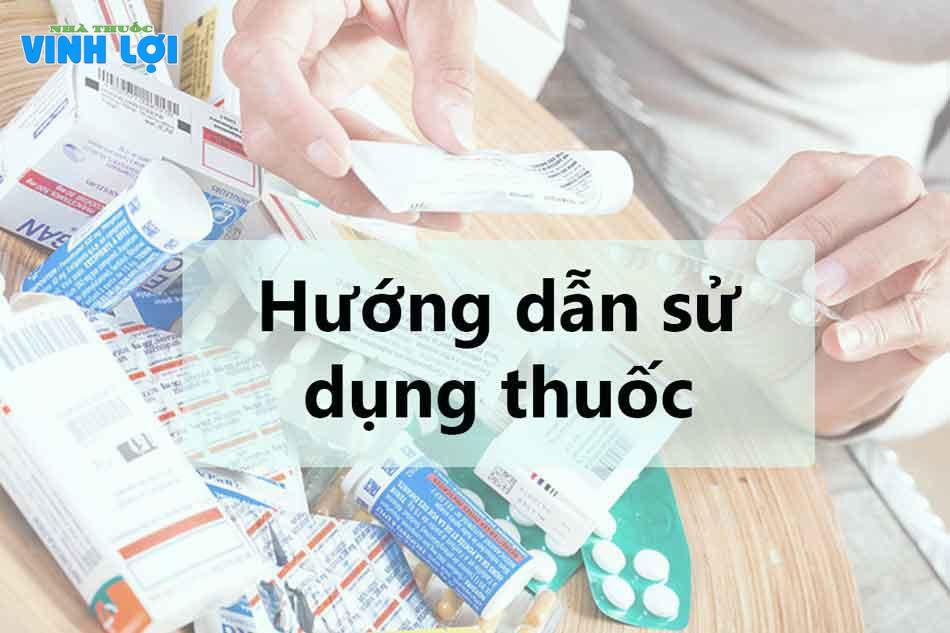 Hướng dẫn sử dụng thuốc Hyxure