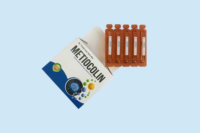 Thuốc Metiocolin 10ml