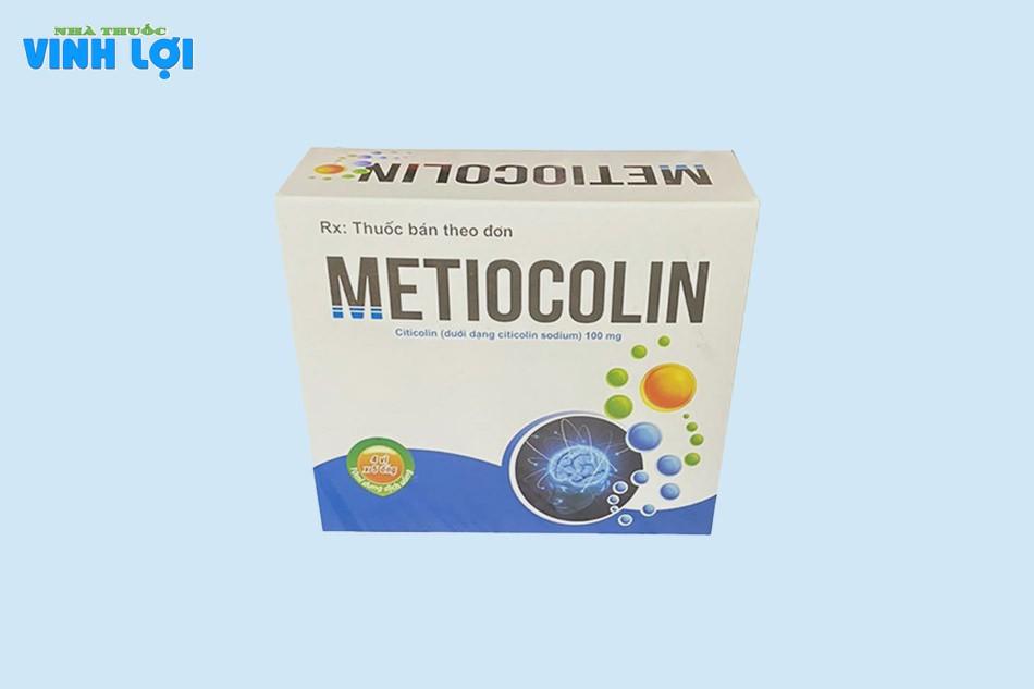 Tác dụng phụ của thuốc Metiocolin