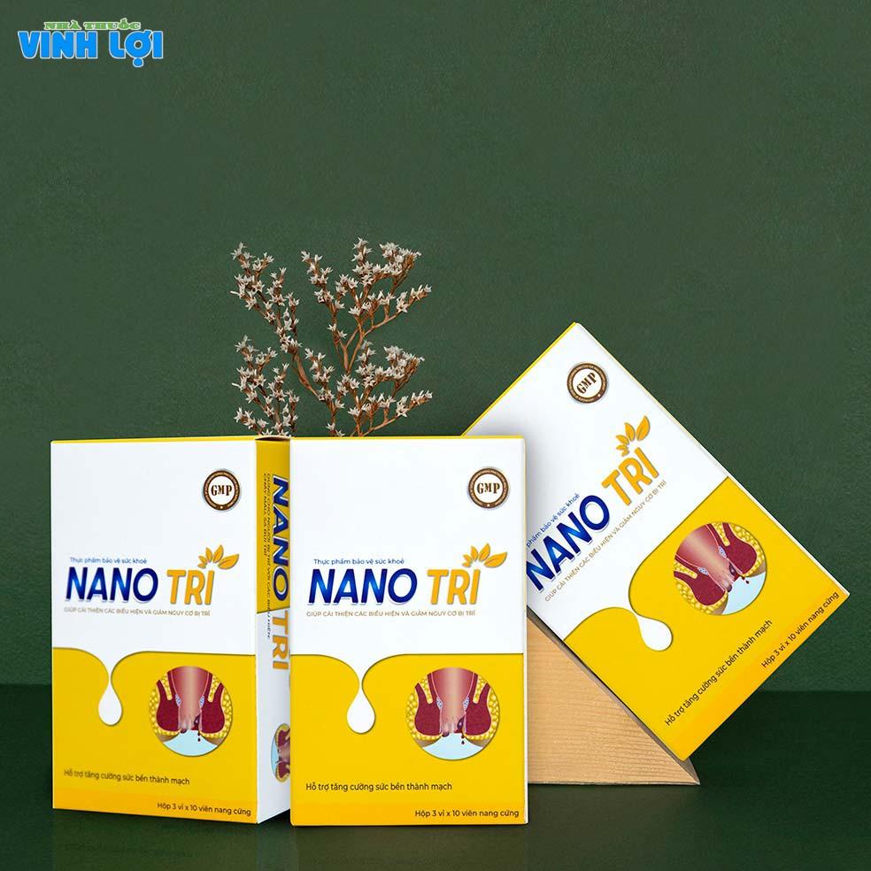 Viên uống Nano Tri có tốt không?