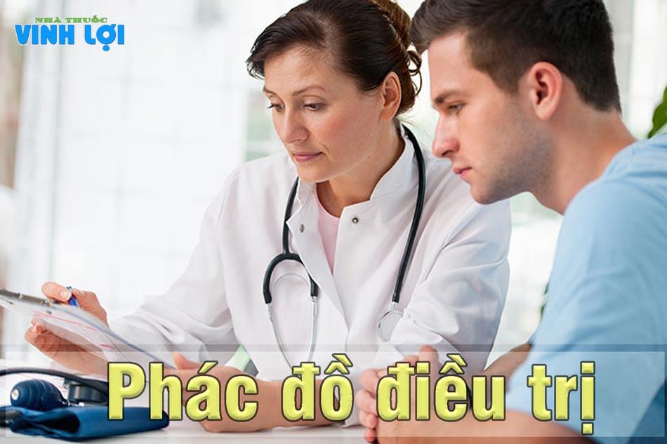 Phác đồ điều trị Chlamydia mãn tính