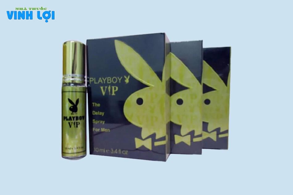 Thành phần của thuốc xịt Playboy VIP