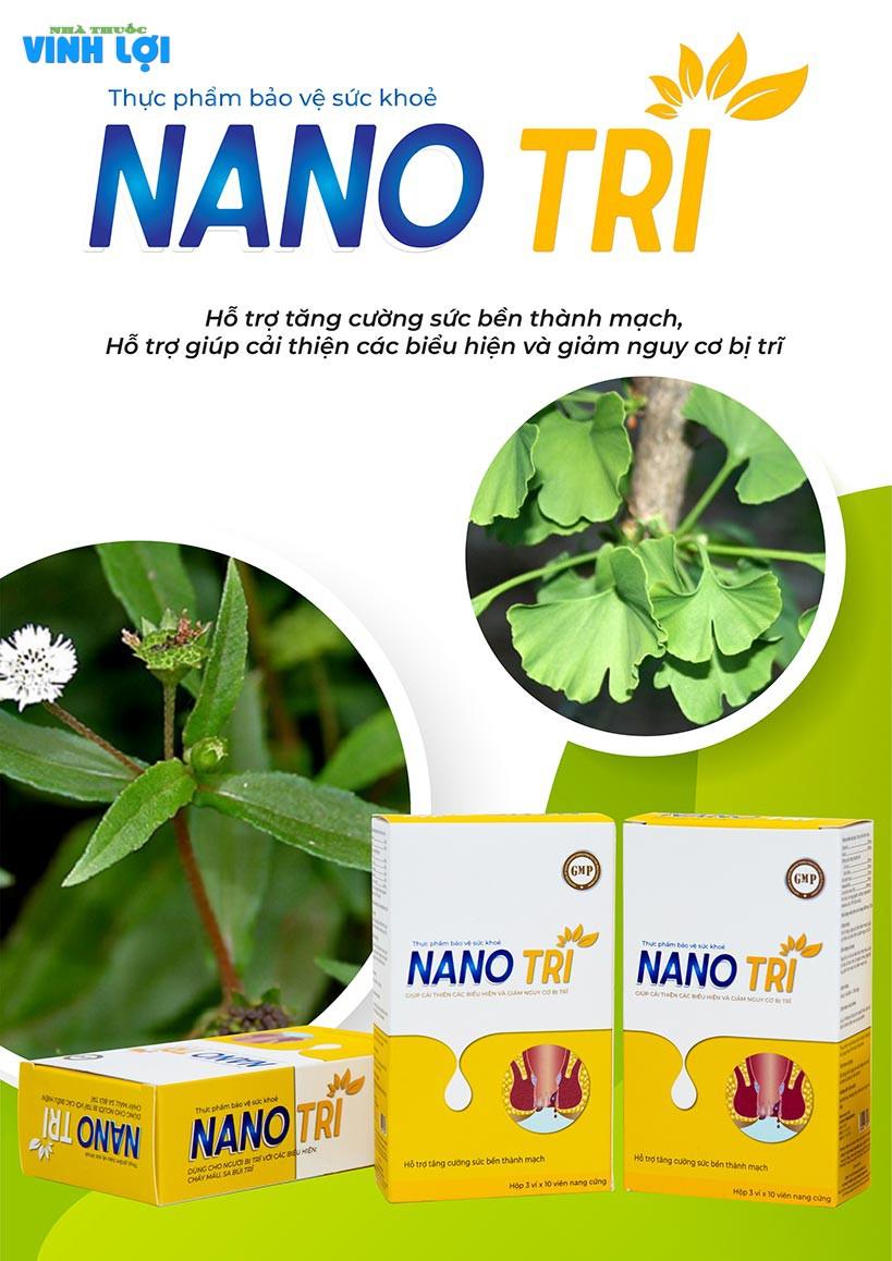 Thành phần Nano Tri