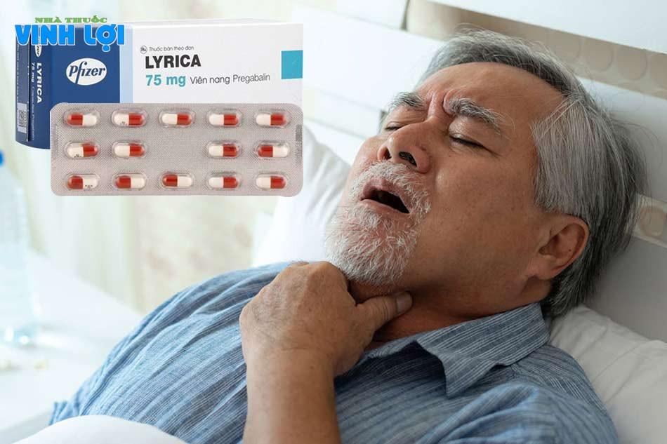 Tác dụng phụ của thuốc Lyrica