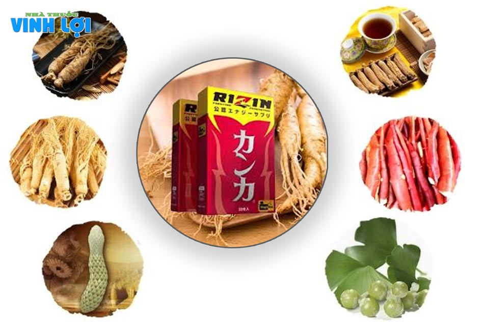 Zirin được chiết xuất với các thành phần từ tự nhiên
