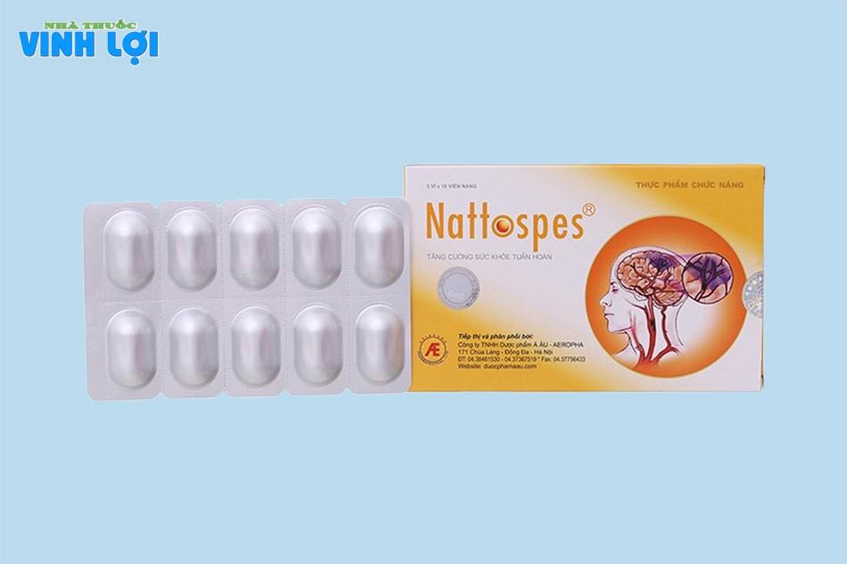 Thực phẩm chức năng Nattospes
