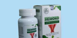 Sản phẩm viên uống Hemono