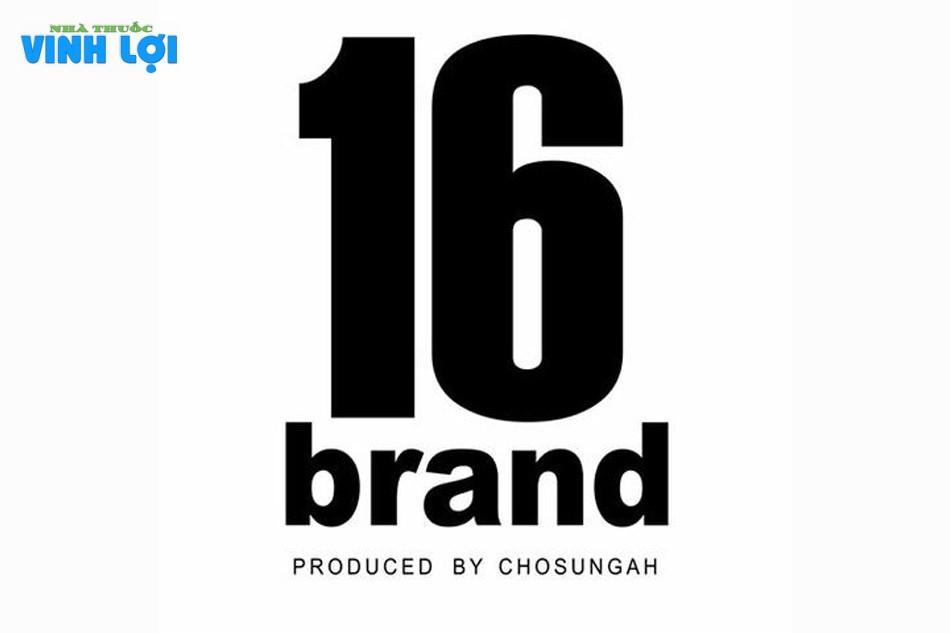 Thông tin về thương hiệu mỹ phẩm 16Brand