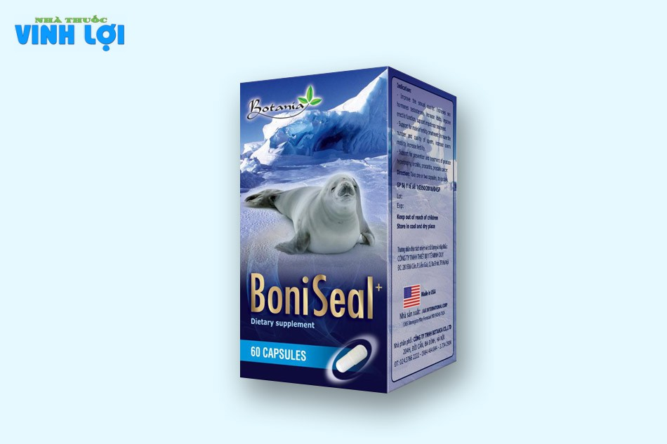 Viên uống BoniSeal là gì?