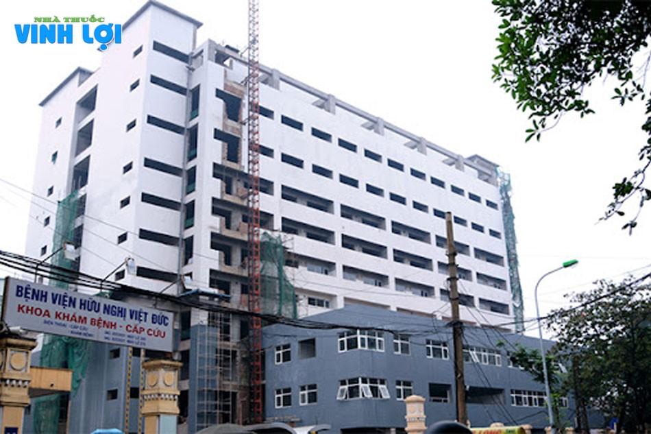 Trung tâm Nam học thuộc Bệnh viện Việt Đức cũng được coi là nơi khám chữa trị hiện tượng xuất tinh sớm ở nam giới hiệu quả